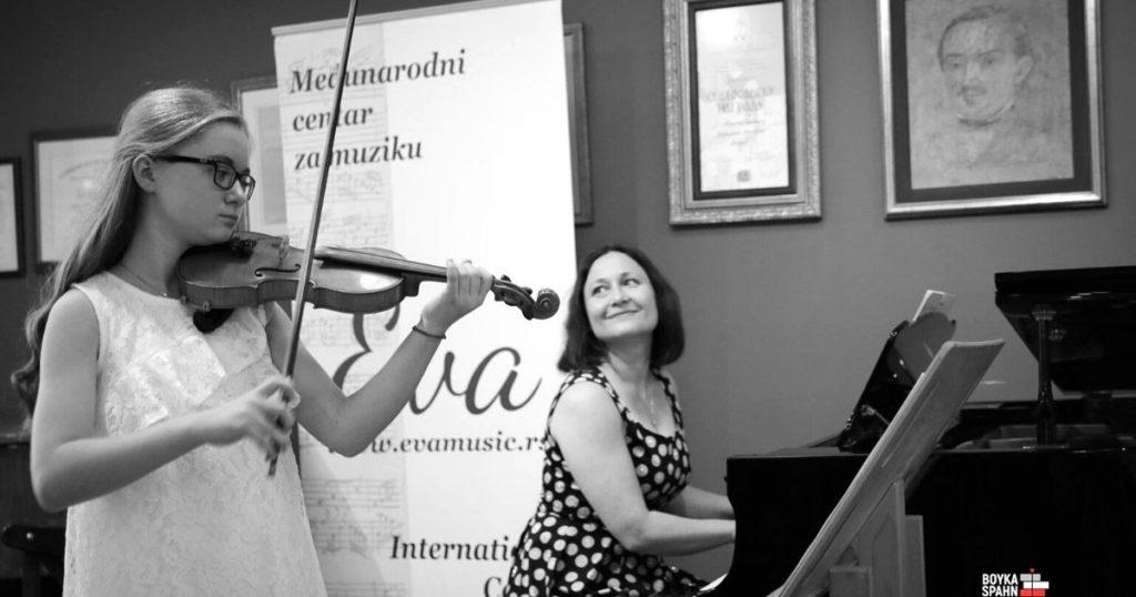 """Privatna muzička škola za decu i odrasle """"Eva Music"""", Manifestacija 2021. godine """"Muzeji za 10"""""""