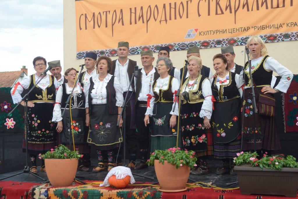 Smotra, Kulturni cenar Ribnica, 2021. godine, Manifestacija Muzeji za 10
