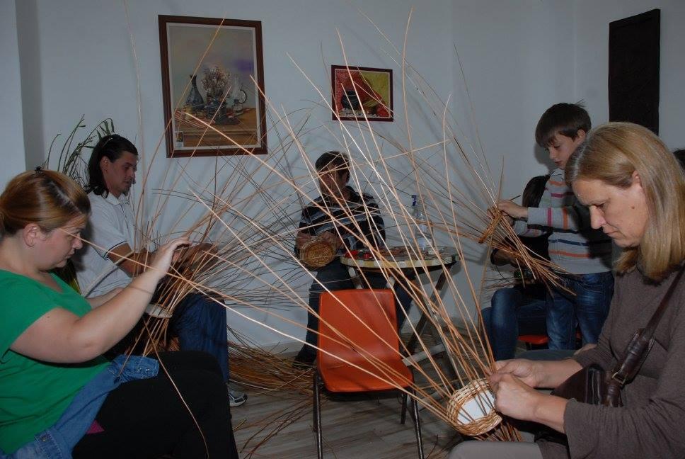Smotra stari zanati, Kulturni cenar Ribnica, 2021. godine, Manifestacija Muzeji za 10