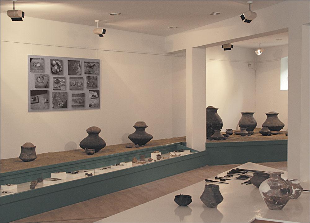"""Stalna arheološka postavka,  Gradski muzej Sombor, """"Muzeji za 10"""", Manifestacija 2021. godine"""
