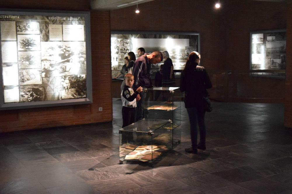 Stalna postavka, Spomen park Kragujevački oktobar. Manifestacija 2021. godine - Muzeji za 10