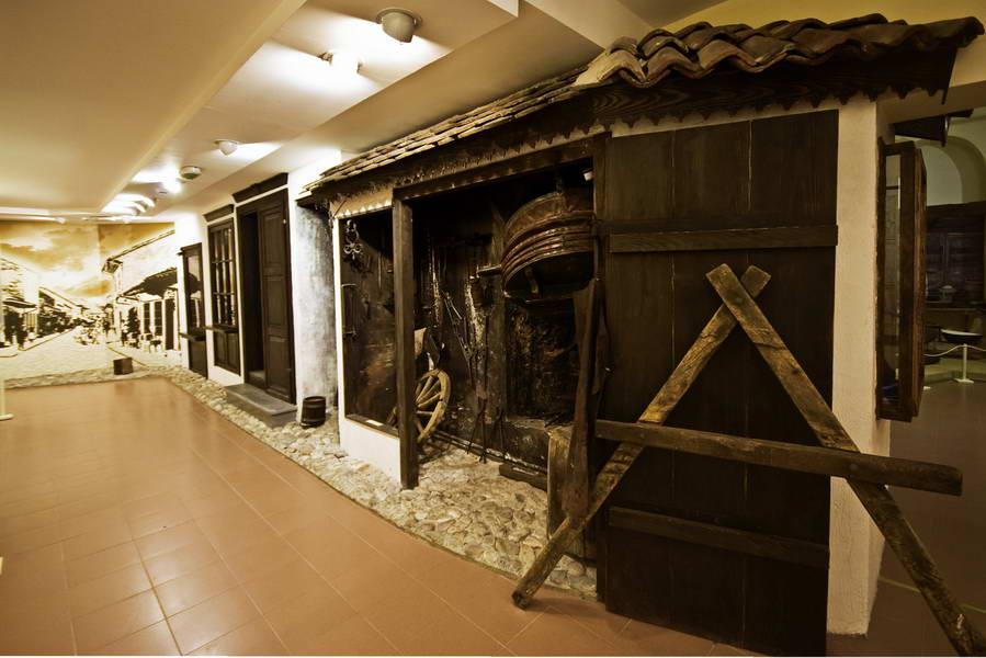"""Treća dimenzija prošlosti-pogled iz budućnosti, Narodni muzej Valjevo, Manifestacija """"Muzeji za 10"""", 2021. godine"""